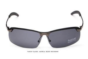 2018 새로운 반 밀림 럭셔리 선글라스 UV400 Polarized Sunglasses 여성을위한 브랜드 디자이너 남성용 디자이너 SunGlasses with Box