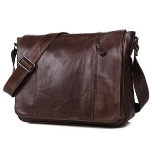 JMD дубленой кожи мужской Сумка через плечо Сумка Sling сумка для молодых 7338-