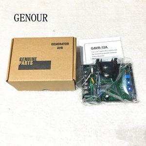 발전기 GAVR-12A 범용 브러시리스 제너레이터 Avr 12A 전압 안정기 자동 전압 조정기 무료 배송
