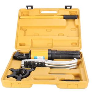 3 Jaws 10 Ton Hydraulic Separator Hub Puller Gear Bearing Garage Tool Set Kit Hydraulic gear puller