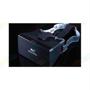 F17696 RITECH Phone 3D Glass Head Mount Plastic Version I 3D VR Gafas de realidad virtual como Google Cardboard para juegos de películas en 3D