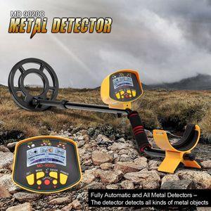 Metal detector professionale ad alta sensibilità Underground Metal Detector Gold Digger Treasure Hunter Metal Finder Ricerca strumento