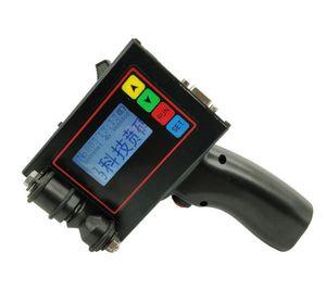 T-0 handheld intelligent inkjet printer production date coder APP editing OEM carton packaging spray WIFI connect X52