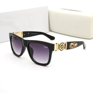 Горячая распродажа известный бренд солнцезащитные очки с логотипом 426 женщин мужчины металлический каркас зеркало солнцезащитные очки высокое качество низкая цена вождения очки