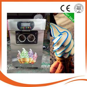 Gelato desktop mini soft Ice cream торговый автомат fried Ice fruit machine тайская машина для мороженого семья / коммерческая / детская еда