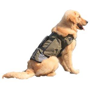Küçük Orta Büyük Evcil hayvanlar Köpek Palto Su geçirmez Ceket Harness Av Sıcak Giysiler skiwear Giyim - Açık The Climb Mountain için