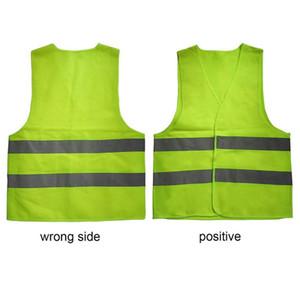 Светоотражающий жилет безопасности Одежда Видимость безопасности Safety Vest Куртка Светоотражающие полоски рабочая одежда Форменная одежда Светоотражающий жилет безопасности