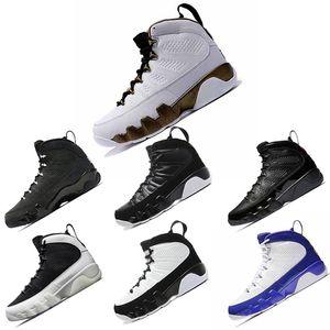 nike air jordan Toptan ayakkabı 9 erkekler basketbol ayakkabı 9 s Space Jam Antrasit Barons Ruhu doernbecher 2010 yayın geri sayım sneakers