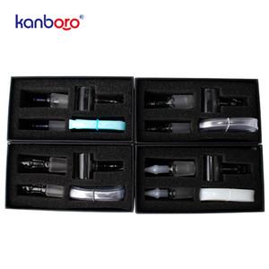 2018 pipe à eau meilleurs accessoires haute qualité pour cire tamponneuse Kanboro kit adaptateur à verre 14mm 18mm