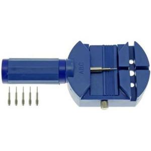 Assistir Banda Strap Link Removedor Ferramenta de Reparo Com 5 Pinos Extra 1O7I Hot 5I1B C2K5W