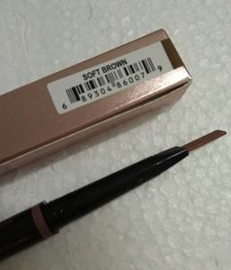 Макияж двойной карандаш для бровей Карандаш для бровей Карандаш для бровей черный / мягкий коричневый/темно-коричневый / средний коричневый / шоколад