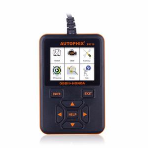 AUTOPHIX E-SCAN ES710 Araba Teşhis Tarama Aracı OBDII OBD2 Otomatik Kod Okuyucu Tarayıcı için Honda / Acura