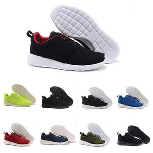 nike roshe Heißer Verkauf 2018 Männer Frauen London Laufschuhe Rot Blau Niedrig Stiefel Leicht Atmungsaktiv Hochwertige London Trainer Sneaker EUR 36-45