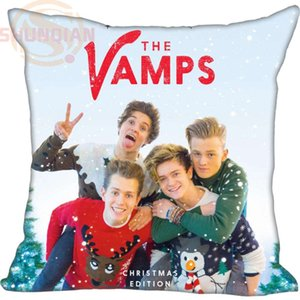New Arrival The Vamps Pillowcase Wedding Decorative Pillow Case Customize Gift For Pillow Cover 35X35cm,40X40cm(One Sides)