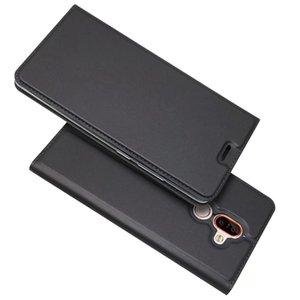 Funda de cuero billetera para Nokia 5 / Nokia 6 / Nokia 3 / Nokia 2 Nokia 7 Plus Nokia 8 Flip Funda con cubierta magnética estilo libro magnético