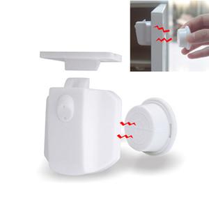 Protección Cerradura magnética para niños Cerradura del gabinete de seguridad para bebés Protección para niños Cajón para niños Armario de seguridad para bebés Cerraduras a prueba de niños