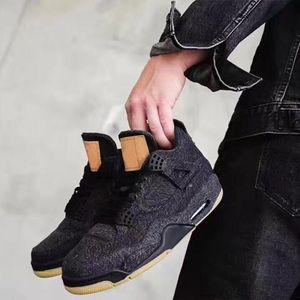 LS Jeans Scotts Travis Hombre Zapatillas de baloncesto x azul Negro cemento blanco Bred Alternate Alternate zapatillas de moda al aire libre gota shiping