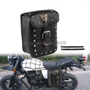 Harley sportster tur için Motosiklet Yan Aracı Çanta Eyer Çanta Bagaj