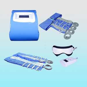 Máquina de presoterapia para la venta desintoxicación del cuerpo infrarrojo lejano presoterapia drenaje linfático desintoxicación envoltura corporal máquina adelgazante