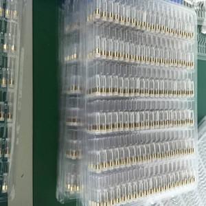 0.5ml 1ml conentrate Oil Cartridge 510 Bud touch G2 Metallo bocca atomizzatore plastica Vaporizzatore per olio estratto Burning Blister imballaggio
