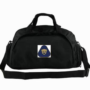 Unam duffel çantası Universidad Nacional kulübü tote Futbol 2 yönlü kullanım sırt çantası Futbol takımı bagaj Spor omuz duffle Açık sling paketi