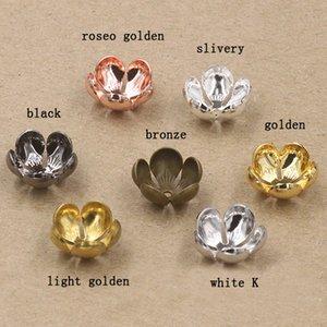 13 * 5mm perles pour Bijoux DIY bracelet collier boucle d'oreille Broches Pendentifs Anneaux Scrapbook rivet cheveux Accessoires fleur design
