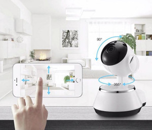 Home Security IP Camera WiFi Camera Video Surveillance Camera 720P P2P Night Vision Motion Detection Wireless Baby Monitor
