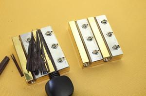 Yeni çello mandal araçları 3 / 4-4 / 4 boyut, bakır viyolonsel kazma makarası tıraş makinesi