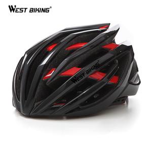 West-Biking Fahrradhelm Eps zwei Schichten Ultra Mtb Berg absorbieren Insektenschutznetze Komfort Sicherheit Fahrradfahrradhelm Sweat