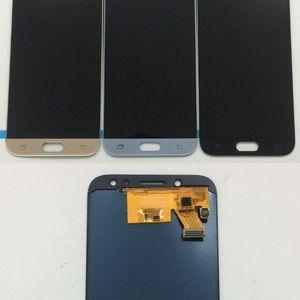 Ayarlanabilir LCD Galaxy J530 2017 Samsung J5 2017 Ekran Dokunmatik Ekran Digitizer J5 Pro J530 J530F LCD 5.2 '' inç
