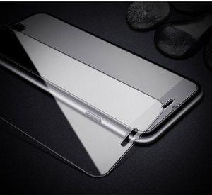 Verre Trempé 9H 2.5D écran haut de gamme de protection pour iPhone X 8 7 plus 6S 5 0.26mm Film de protection pour Samsung Garde S8 avec le paquet détail