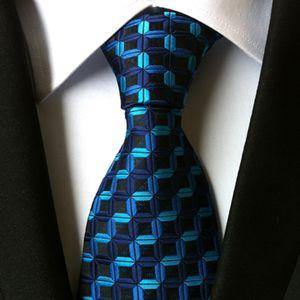 Men 8CM online sales explosion tie Married business tie England striped print tie new style wholesale Multi-color option