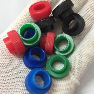 810 Drip Tip Pattern Weithals Tropfspitzen Mundstück für Goon 528 Kennedy 24 Tollwut RDA AV Battle OPP Tasche Verpackung Hohe Qualität POM