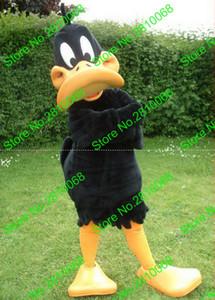 Faire des EVA Matériel Casque Daffy Duck Costumes de mascotte Vêtements de Bande Dessinée Fête d'anniversaire Mascarade 996
