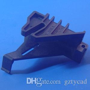 Drive-tensioner bracket for pen carriage drive belt tensioning wedge 07575-40125 for DesignJet 200 220 650C Black plastic parts Used