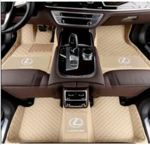 Para 2005-2018 Lexus-CT-ES-GS-GX-HS-IS-LC-LS-LX-NX-RC-RX-SC-Car Tapetes
