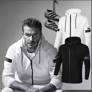 2021 Printemps et automne Veste de sport pour hommes Veste à capuche Hommes Casual Thin Windbreaker Zipper Sportwear Fashion Zne Sweatment Manteaux Uytt