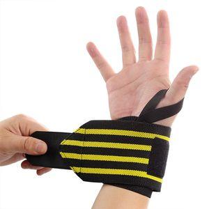 1 STÜCKE Sportler Armschiene manschette Gym WeightLifting Verstellbares Armband Unterstützung Handgelenkschutz Professionelle Outdoor-aktivität Verband Wrap Brace