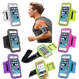 Para iphone X XS MAX 11 Pro Max 7 8 esporte funcionar braçadeira caso titular Workout bolsa de telefone Waterproof Capa Bag ForSamsung S10 mais Nota 10