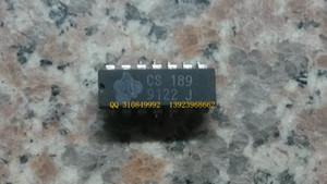무료 배송 CS189 듀얼 인라인 14 바늘 전자 부품, 집적 회로 칩, IC