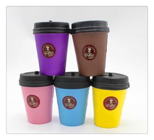 Squishy simülasyonu yavaş ribaund Siwan kahve fincanı çay bardağı Saman dondurma fincan dekompresyon oyuncaklar