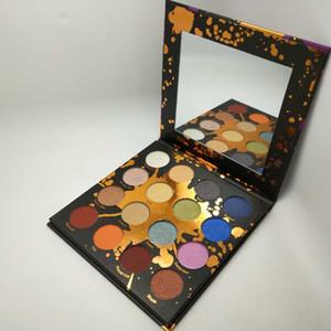 Nueva paleta de sombra de ojos Colourpop Perception 16 colores Perception Shayla X Palour Shadow Palette de Jaguartee