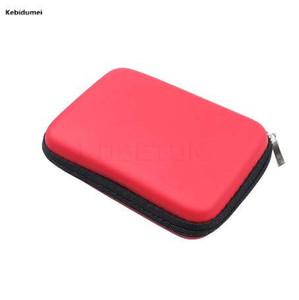 جديد حقيبة حمل حقيبة اليد من الصعب غطاء محرك الأقراص الصلبة 2.5 بوصة القرص الصلب حماية USB خارجي WD حقيبة ضميمة حالة حامي