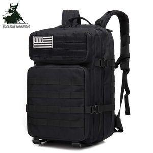 Tactical Assault Pack Rucksack Armee Molle Wasserdichte Bug Out Bag Kleine Rucksack für Outdoor Wandern Camping Jagd