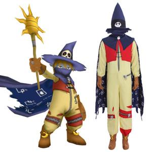 Cosplaydiy Digimon Wizarmon Косплей Костюм Для Взрослых Мужские Мальчики Мастер Хэллоуин Необычные Партии Костюм Любой Размер L320