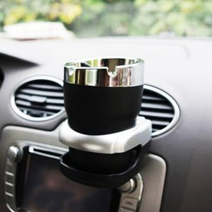 2017 cheap Car's Vents Cup Rack Carpets Water Cups Car Cups Car Drinks