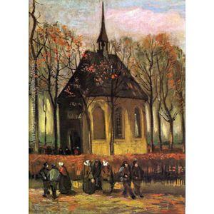 Знаменитая картина Винсента Ван Гога hla Ariesiana произведения искусства импрессионист искусства ручной работы подарок