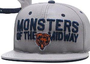 Оптовая 2018 шапки шляпы магазин Чикаго бейсболка thounds стили розетки регулируемые Snapbacks спортивные шляпы груза падения смешивания заказ