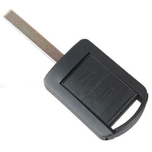 2 Düğme Değiştirme için Uzaktan Anahtar Kutu Araba OPEL VAUXHALL Corsa Agila Meriva Combo Kabuk