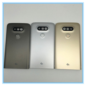 LG G5, Rear 주택 문 배터리 커버 LG G5 H850 H840에 대 한 원래 다시 커버 케이스 교체